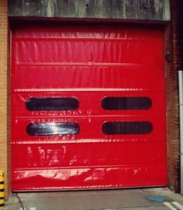 red-speed-door