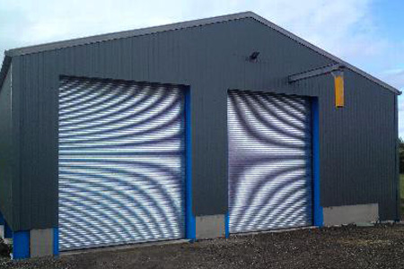 Industrial Roller Shutters In Kent