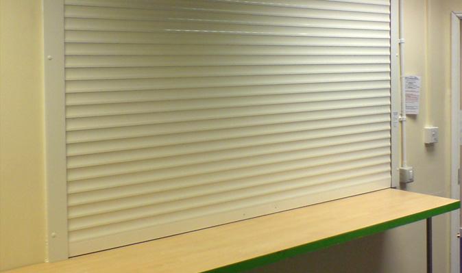 Security doors shutters roller