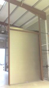 structural-steel-opening-166x300 Roller Shutters / Roller Doors