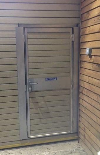 Wicket Gates Integral Personnel Doors Kent Sussex