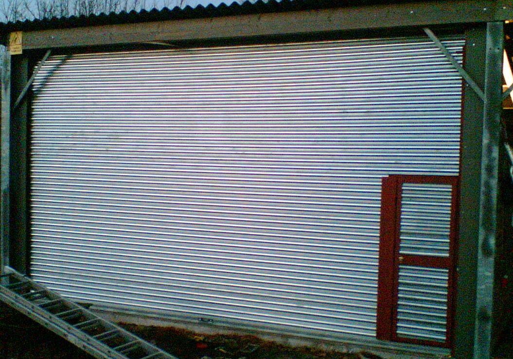 Agricultural Door Shutter Door Farm Doorlotinga