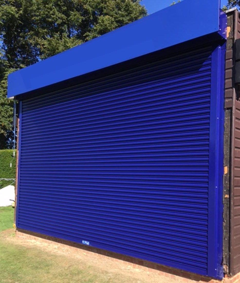 Industrial Doors Roller Shutters Sectional Doors