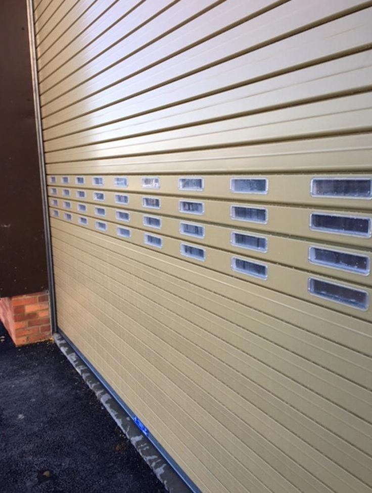 Commercial Doors Domestic Shutter Doors Security