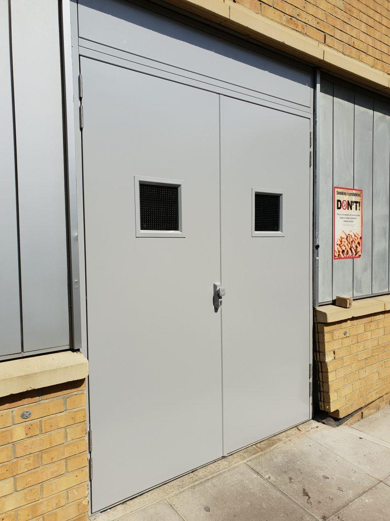 steel-personnel-double-doors-02-min-768x1024 Ram Raid Repair - Ways to Avoid This Happening