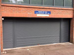 grey-roller-shutter-false-panels-min-300x225 Roller Shutters / Roller Doors