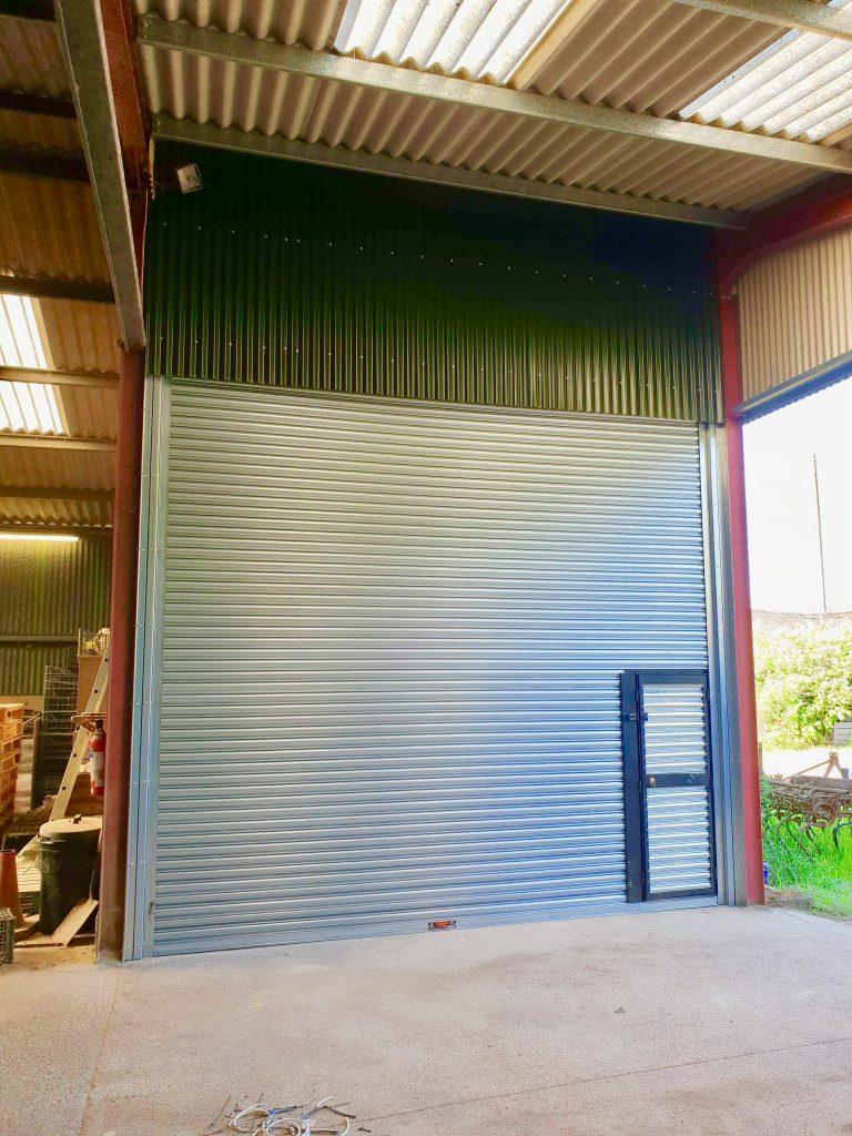 Agricultural Door