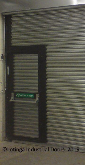Industrial Wicket Gates Personnel Doors Integral Doors