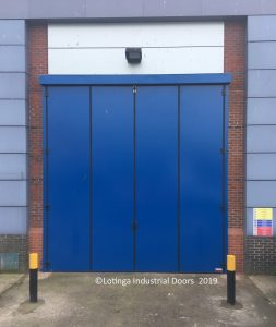 acoustic-blue-folding-door-min-e1551194503304-253x300 Industrial Sliding and Folding Doors