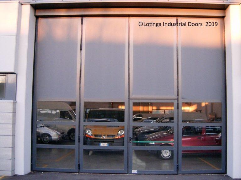 clear-bi-folding-doors-min-768x574 Industrial Bi-Folding Door