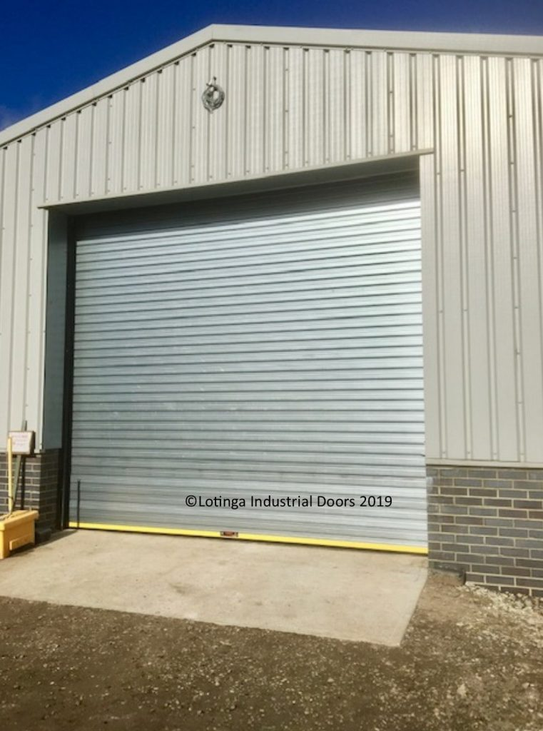 Insulated Agricultural Farm Door