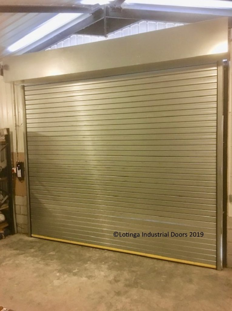 Insulated Farm Door