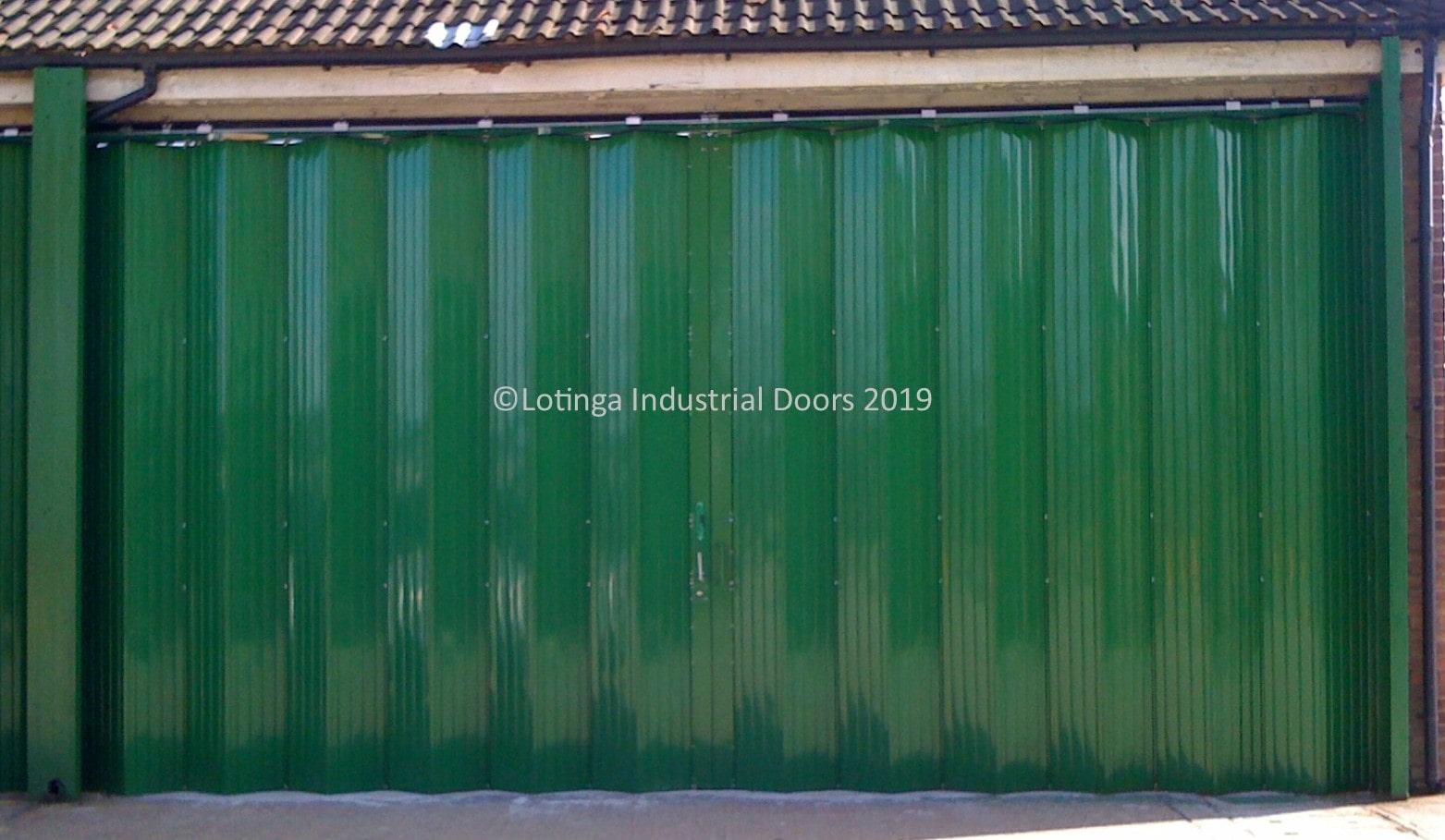 green-folding-doors-min Electric Shutters