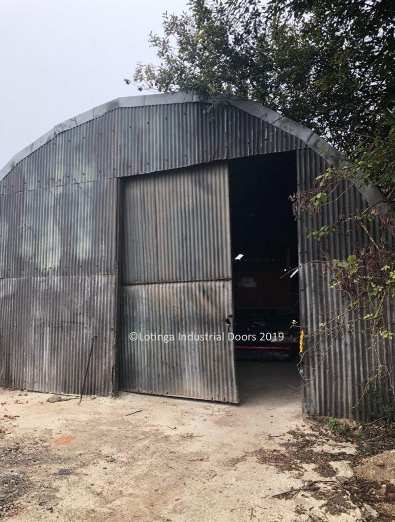 Agricultural Farm Doors
