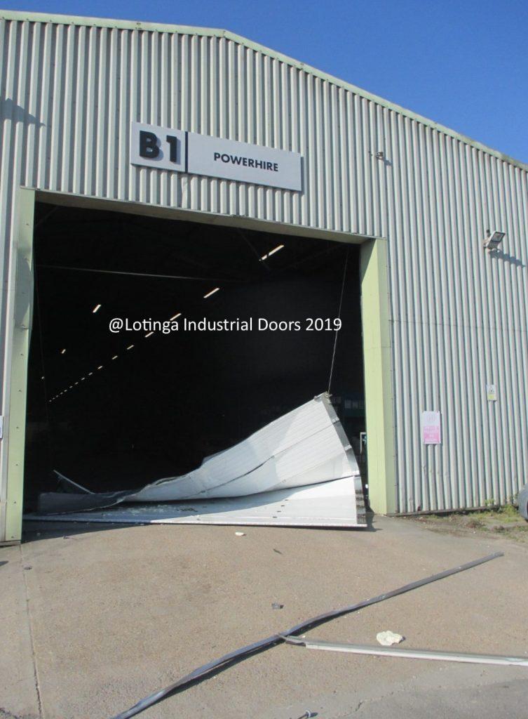 ram-raid-02-min-753x1024 Emergency Door - Can We Do It?  Yes We Can!