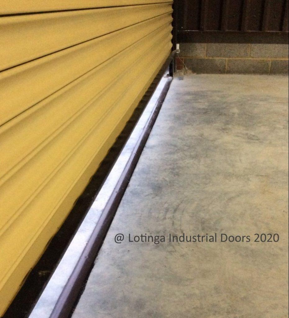 Doors in Rural Areas