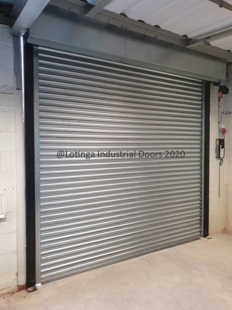 Industrial Warehouse Doors