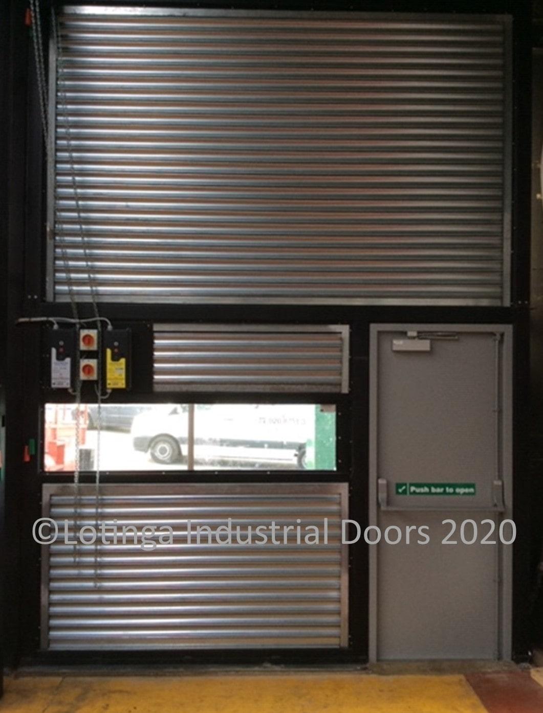 Combination Doors