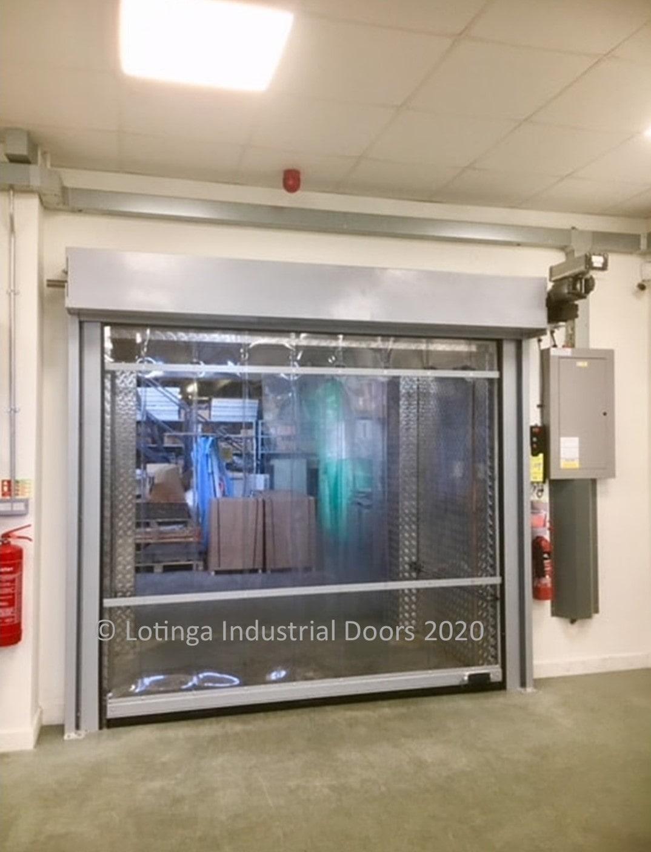Internal Industrial Doors